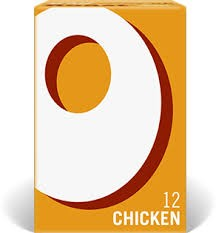 Oxo Chicken Stock Cubes 60s