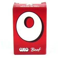 Oxo Beef Stock Cubes 60s
