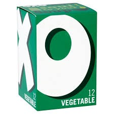 Oxo Vegetable Stock Cubes 60s