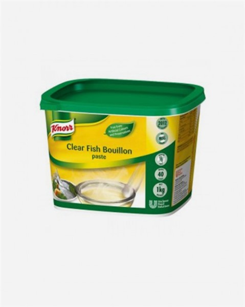 2 x Knorr Fish Bouillon 1kg For £25 OFFER