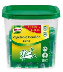 Knorr Vegetable Bouillon Cubes x 60
