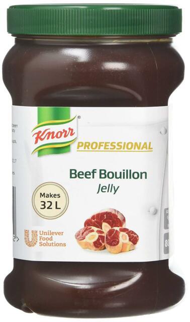 Knorr Beef Jelly Bouillon 800g Offer