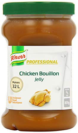 Knorr Chicken Jelly Bouillon 800g Offer