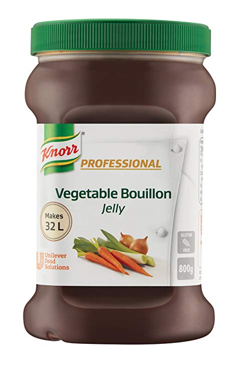 Knorr Vegetable Jelly Bouillon 800g Offer