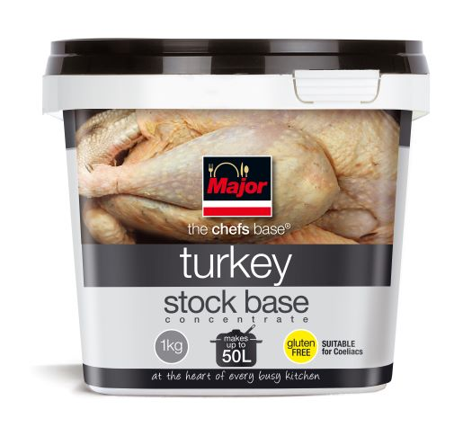 Major Turkey Stock Base Gluten Free 1kg
