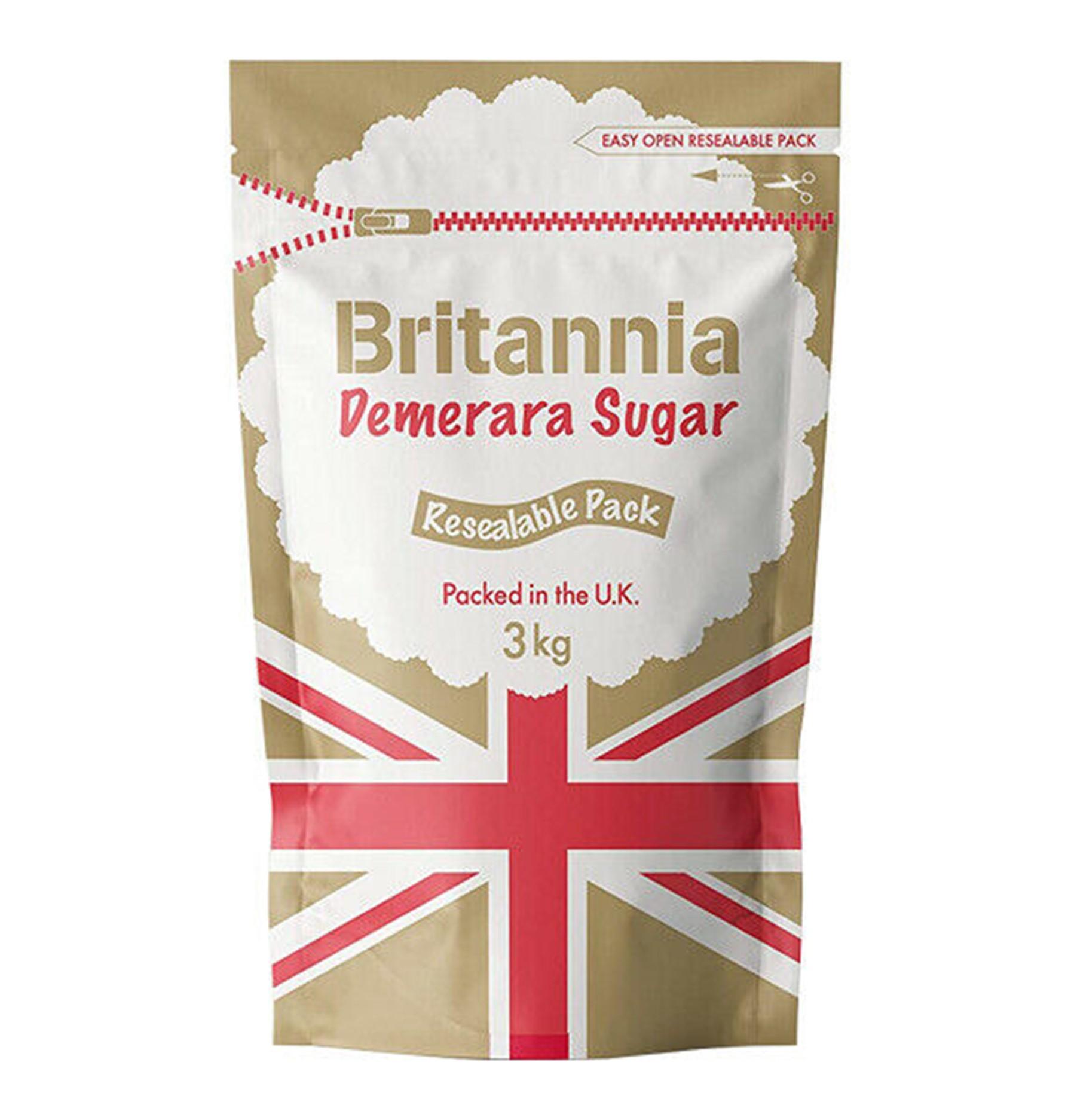 Demerara Sugar 3kg