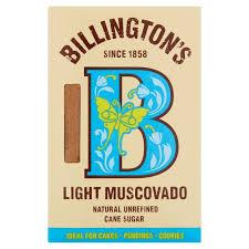 Billingtons Light Muscovado 500g