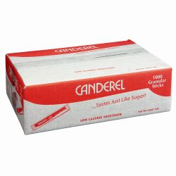 Canderel Sticks Red 1000s