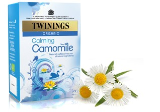 Twinings Camomile Teabags-Envelopes 20s