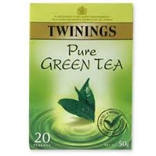 Twinings Green Tea Teabags-Envelopes 20s