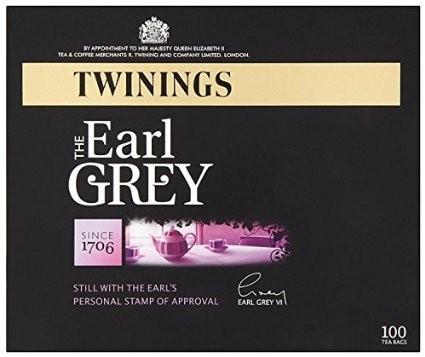 Twinings Earl Grey 100s