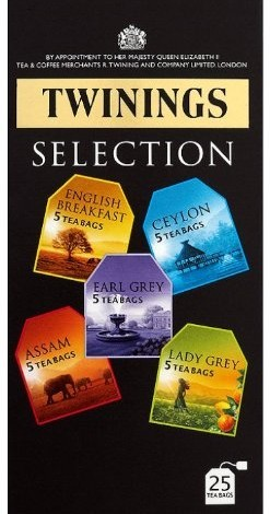 Twinings Speciality Selection Pack 25s