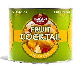 Fruit Cocktail in Syrup 2.6kg
