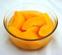 Peach Slices in Juice 410g