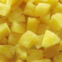Pineapple Pieces in Syrup 3kg