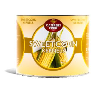 Sweetcorn Tin 2.2kg