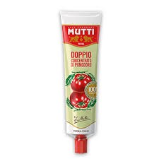 Double Concentrated Tomato Paste Tube 140g