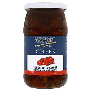 Merchant Gourmet Sundried Tomatoes 700g