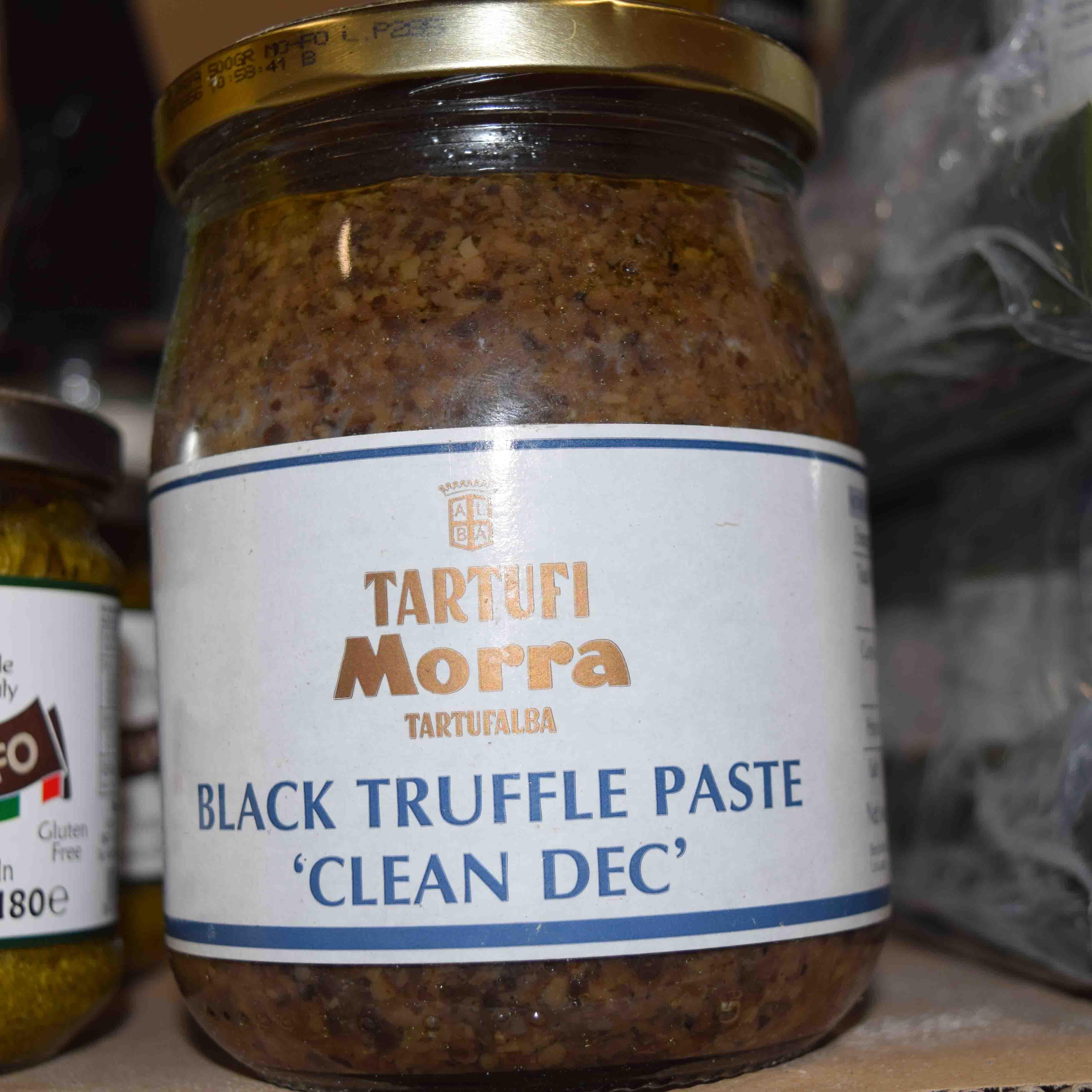 Black Truffle Salsa 500g