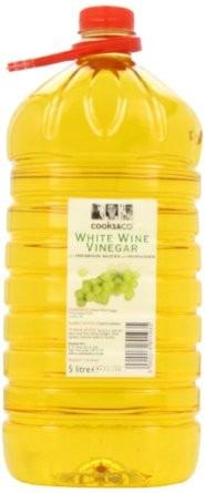 White Wine Vinegar 5ltr