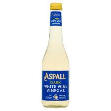 Aspalls Organic White Wine Vinegar 350ml