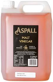 Aspalls Golden Malt Vinegar 5ltr