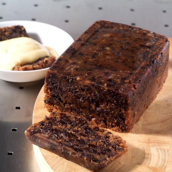 Coles Christmas Pudding Loaf 1.2kg (Serves 10 - 12)