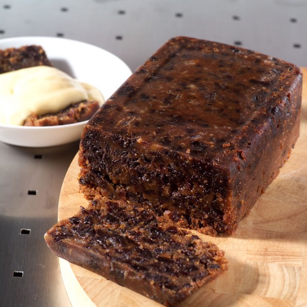 Coles Christmas Pudding Loaf 1.2kg (Serves 10 - 12)