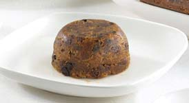Coles Individual Christmas Puddings 48 x112g