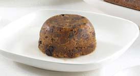 Coles Individual Christmas Puddings 48 x112g