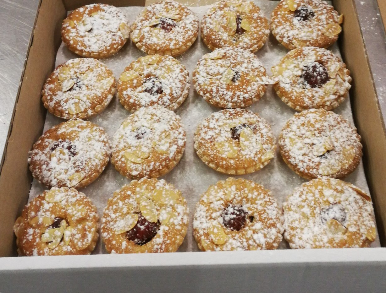 Dhotel Mini Bakewell Mince Pies x 50