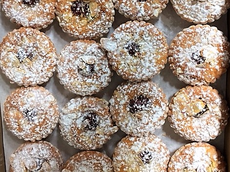 Dhotel Luxury Bakewell Mince Pies x 25