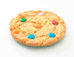Disco Cookie Indv Wrapped 24 x 100g