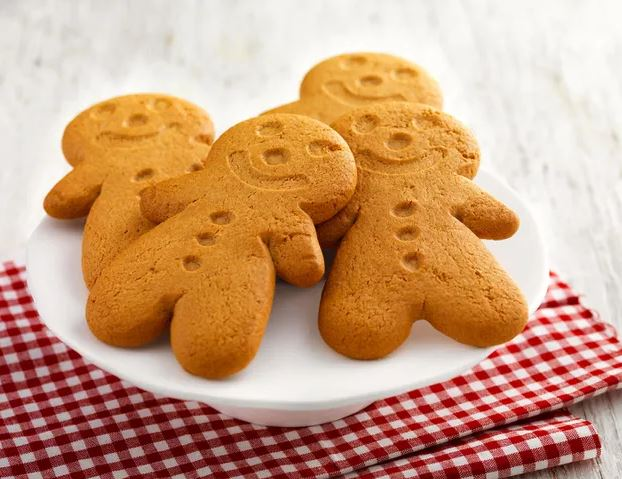 Gingerbread Men (55 - 60g) x 36