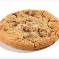 Frozen Milk Chocolate Chip Cookie Dough 120 x 55g