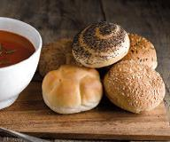 Bakers Basket Assorted Rolls 60 x 49g