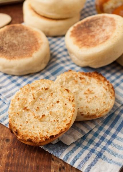 Traditional English Muffins 48 x 72g
