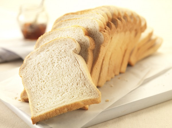 Fletchers Extra Thick Sliced White Loaves 1 x 800g