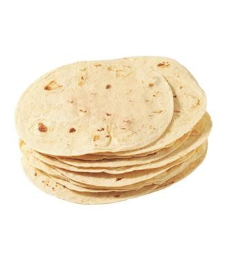 Santa Maria Tortilla Wraps 12inch 10 x 10 Pack