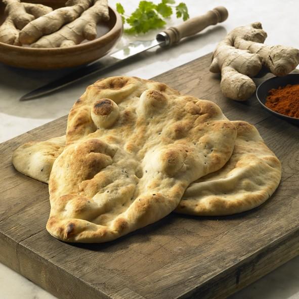 Naan Bread 24 x 130g
