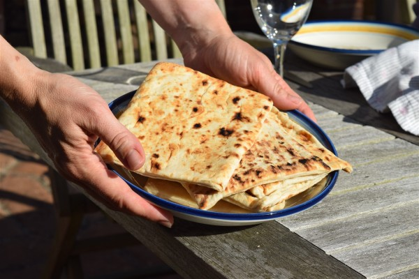 Single Portion Flat Bread 80g x 30