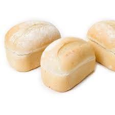 Mini White Tin Loaf 48 x 55g