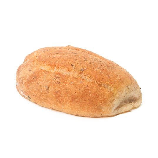 Speciality Breads Olive & Oregano Foccacia Roll 40 x 100g