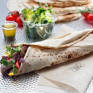Lebanese Flat Breads 12inch 15 x 5