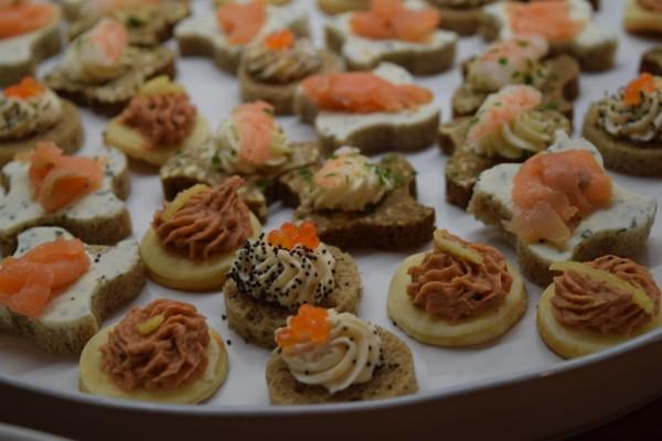 Tipiak Seafood Canape Selection x 40