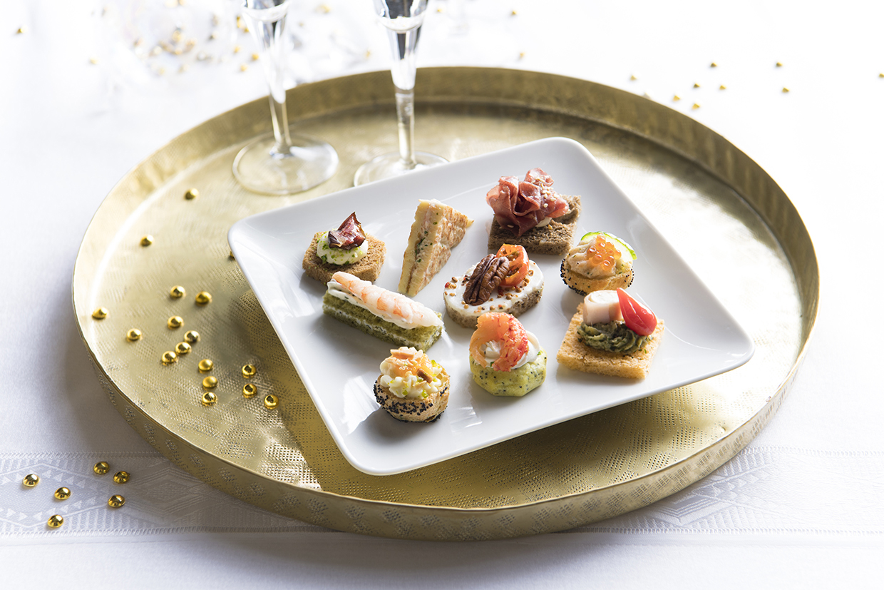 Tipiak Luxury Temptation Canapes x 45