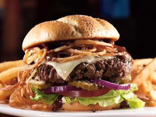 Gourmet Island 100% Meat Burger 48 x 114g