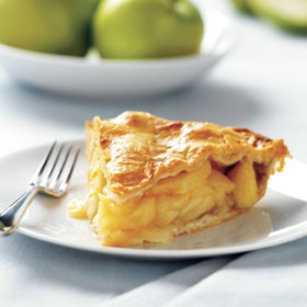 City Cakes Old English Apple Pie 12ptn