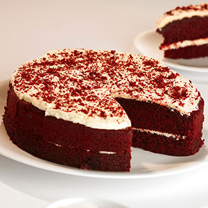 Handmade Cake Company Red Velvet Cake P/P 14