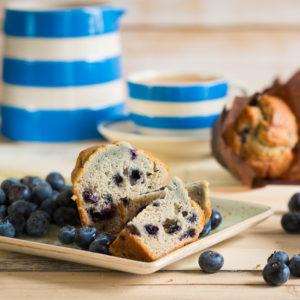 Blueberry Tulip Muffins 24 x 119g